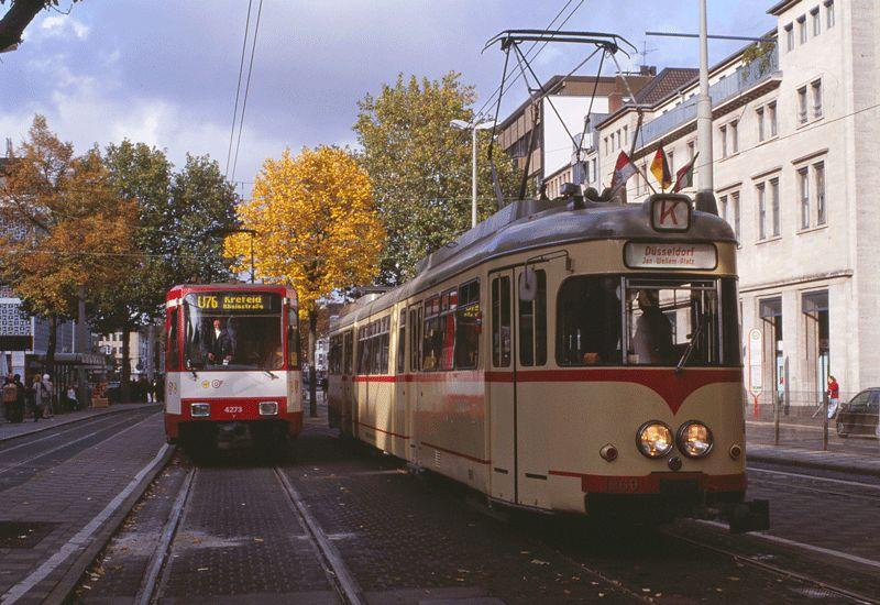 Nvbs Tramweekend D Sseldorf