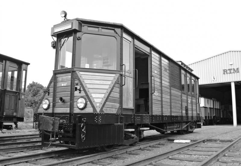 16 M67 (ex MBS DIV), RTM Ouddorp, 7 augustus 2010 (foto Liebrand)
