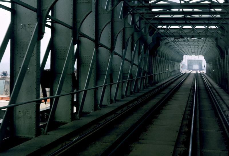 Nogmaals de brug in Culemborg, een prachtige oude constructie.