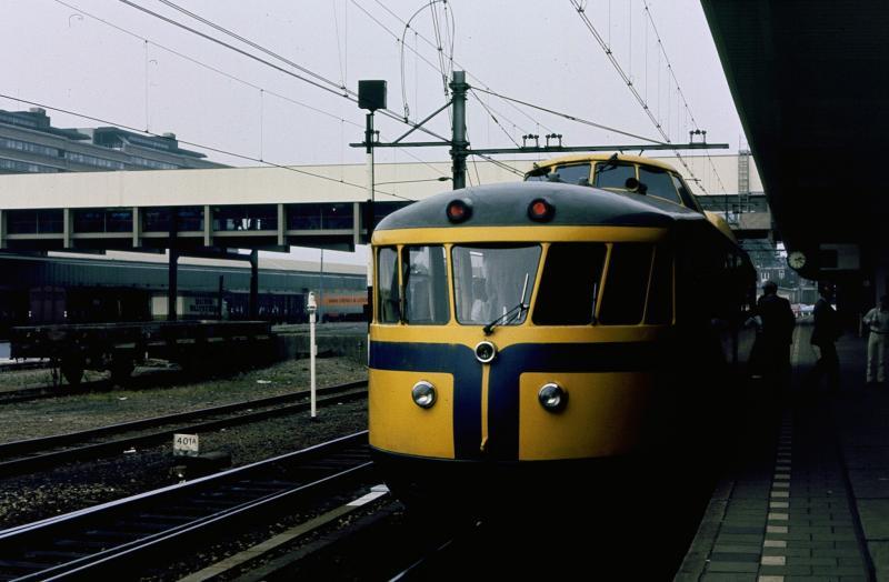 Oponthoud in Utrecht, de stad waar de Kameel nu permanent verblijft als onderdeel van de verzameling van het Spoorwegmuseum.