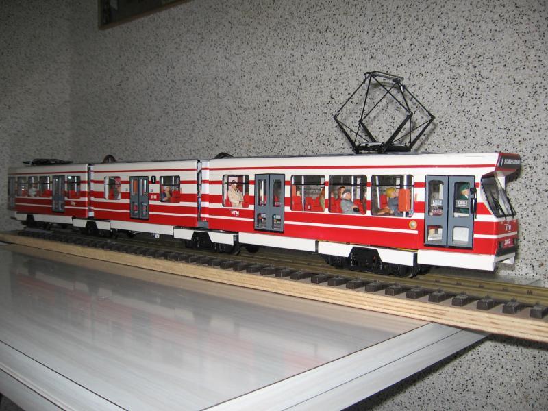 GLS 3012 van HTM-lijn 1