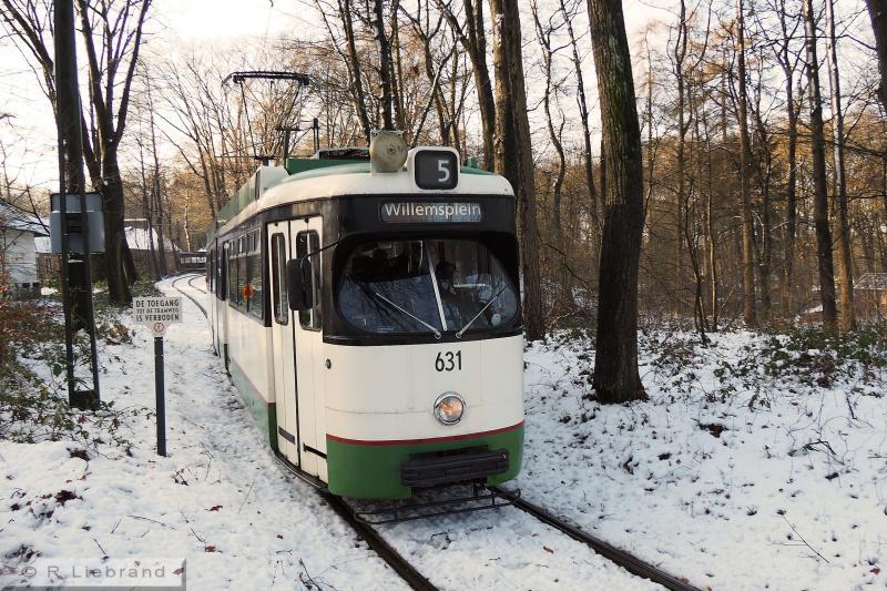 RET 631, 29 december 2014Nabij het Brouwhuis uit Ulvenhout