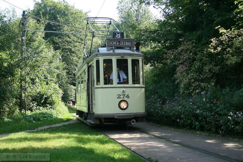 HTM 274, 30 augustus 2008.