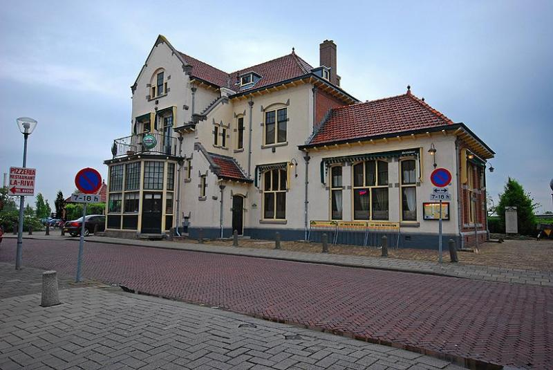 station in Uithoorn