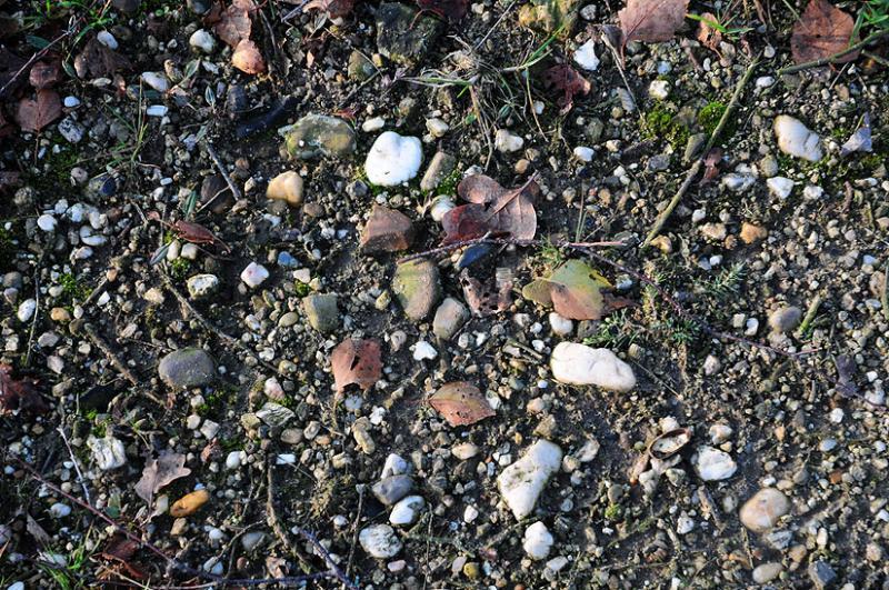 ballastbed tussen Groenlo en Hupsel