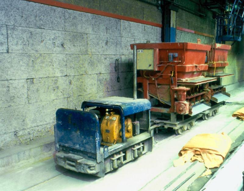Een RT gebouwd door Spoorijzer in Delft