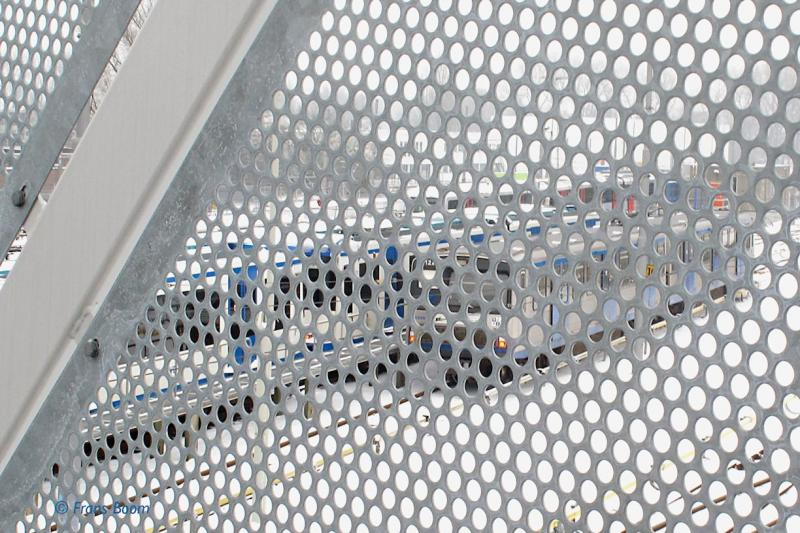 Diemen, GVB-hoofdwerkplaats metro 21 januari 2013