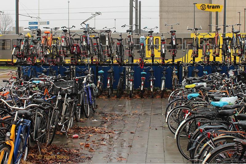 Utrecht, Jaarbeursplein 7 december 2013