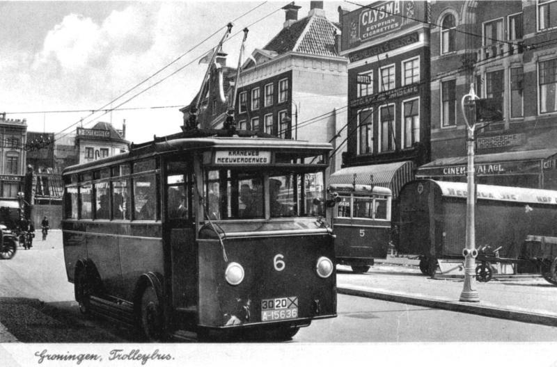 Trolleybusjes
