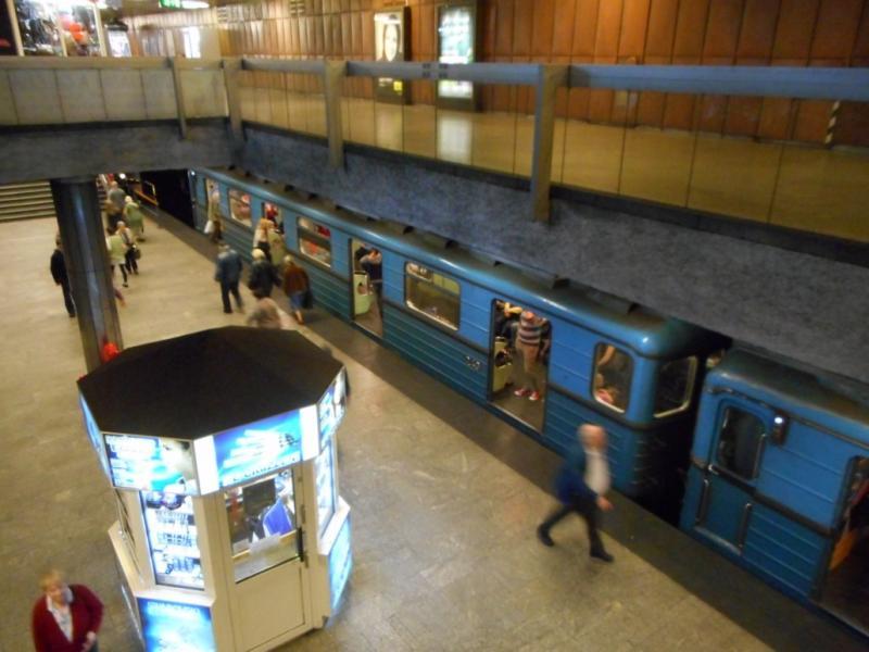 oude metro (lijn 3)