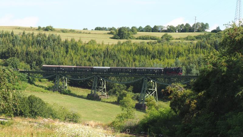 Het 'Biesenbachviadukt'