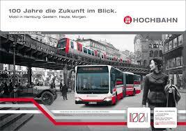 100 Jahre Hamburg Hochbahn