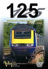 125 Britain's High Speed Train