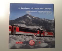 50 Jahre Luzern-Engelberg Ohne Umsteigen