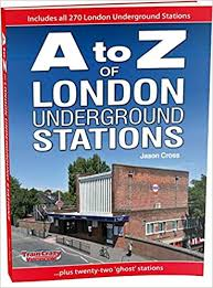 A to Z of London Underground Stations