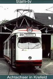 Achtachser in Krefeld