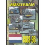 Amsterdam tram 1989