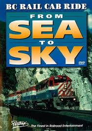BC Rail Cabe rde from Sea to Sky