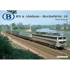 BN & Alsthom - Reeks 18