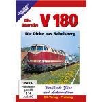 BR 180 Die Dicke aus Babelsberg