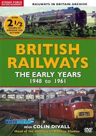 BR; The Early years 1948 to 1961