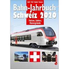 Bahn-Jahrbuch Schweiz 2020