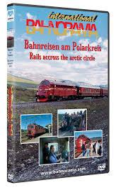 Bahnreisen am Polarkreis