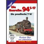 Baureihe 945-17 Die Preusissche T161