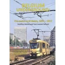 Belgium Underground pre Metro