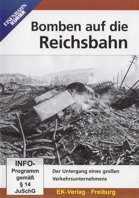 Bomben auf die Reichsbahn