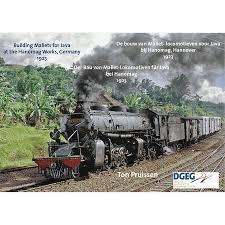 Bouw Mallet locomotiven voor Java