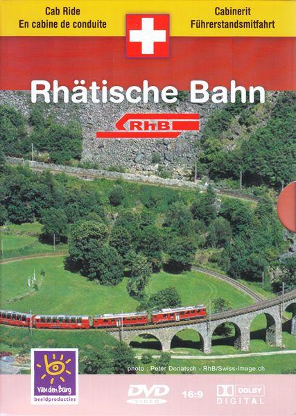 Cabinerit Rhätische Bahn Box 4 x