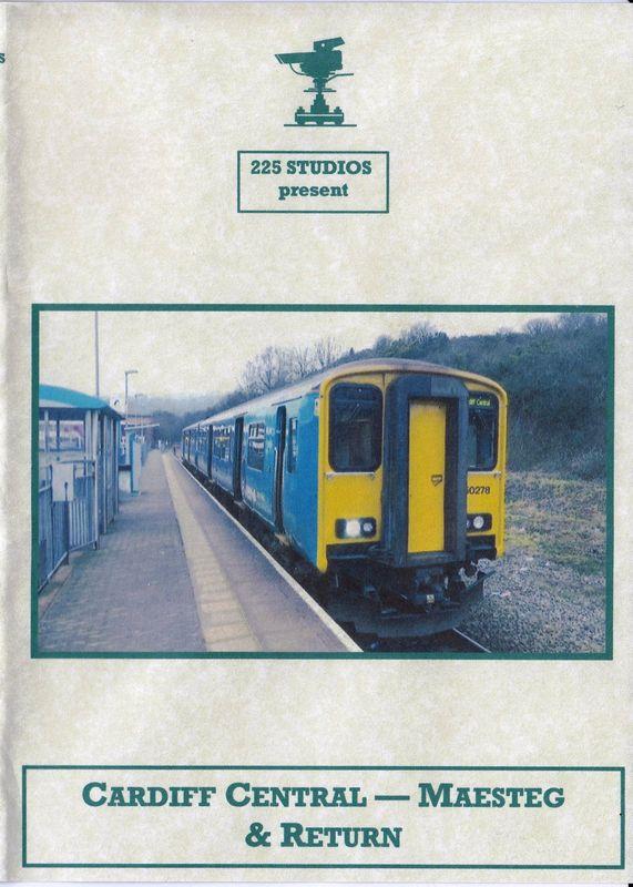 Cardiff Central -Maesteg & return