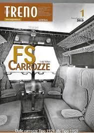 Carrozze FS - fascicolo 1