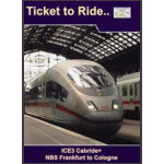 DB ICE3 cabride; NBS Frankfurt to Cologne