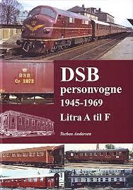 DSB personvogne 1945-1969
