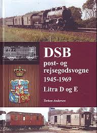DSB post- og rejsegodsvogne 1945-1969.