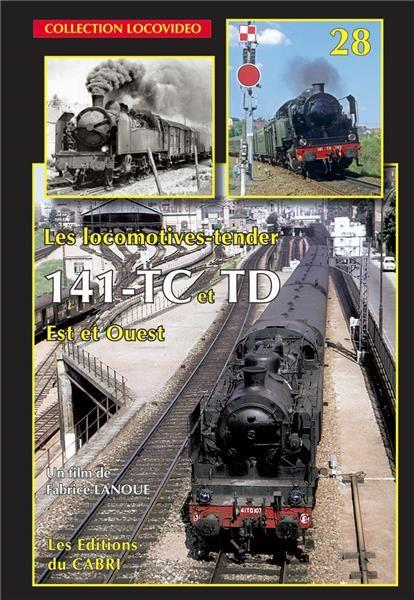 DVD Locovision Tender 141 TC et TD