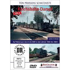 Dampf bei der Reichsbahn; teil 2