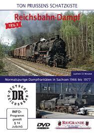 Dampf bei der Reichsbahn; teil 3