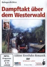 Dampftakt über dem Westwald