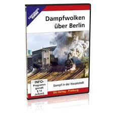 Dampfwolken über Berlin