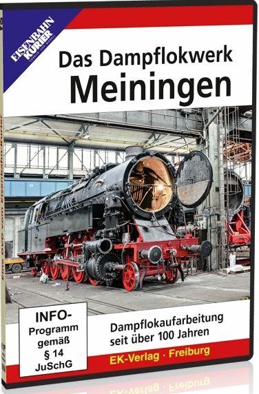 Das Dampflokwerk Meiningen