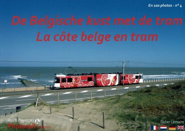 De Belgische kust met de tram