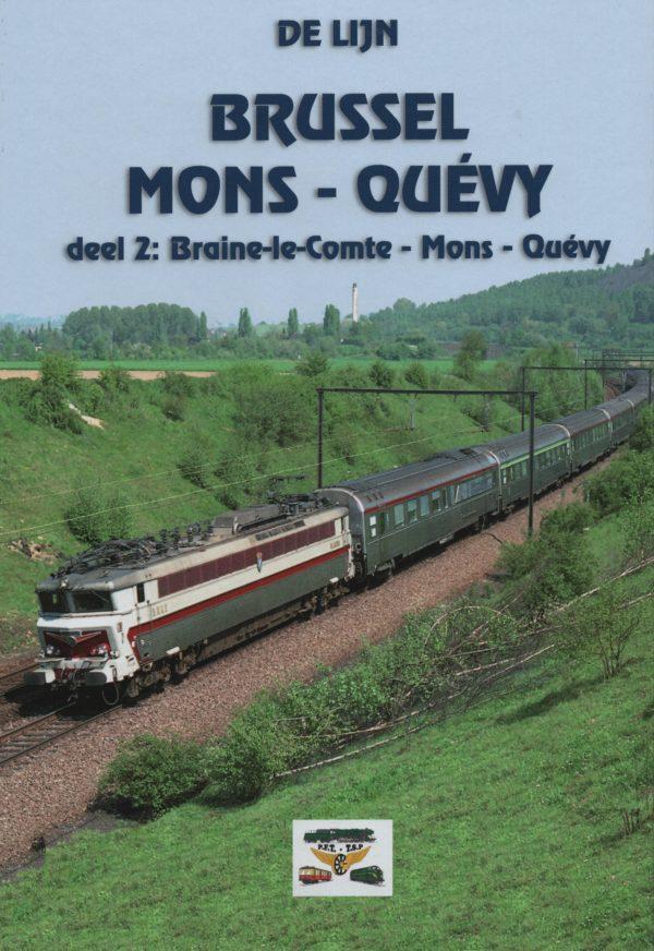 De Lijn 96, deel 2: Braine le Comte - Mons - Quévy