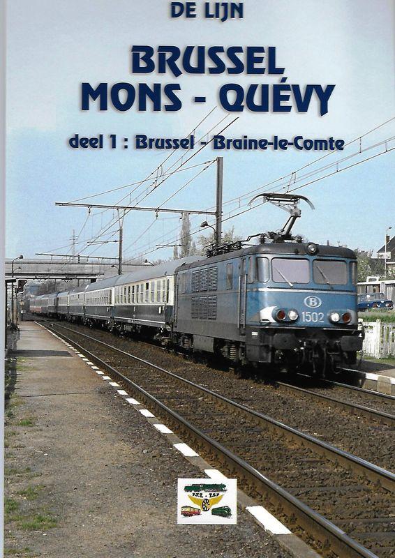 De lijn Brussel-Mons-Quévy deel1