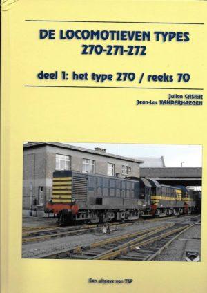 De locomotieven Type 270-271-272