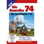 Die BR 74: Die preußische T12
