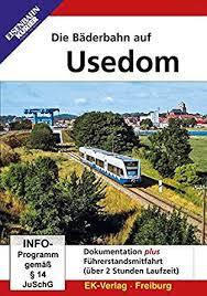 Die Bäderbahn auf Usedom