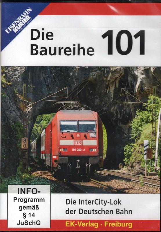 Die Baureihe 101